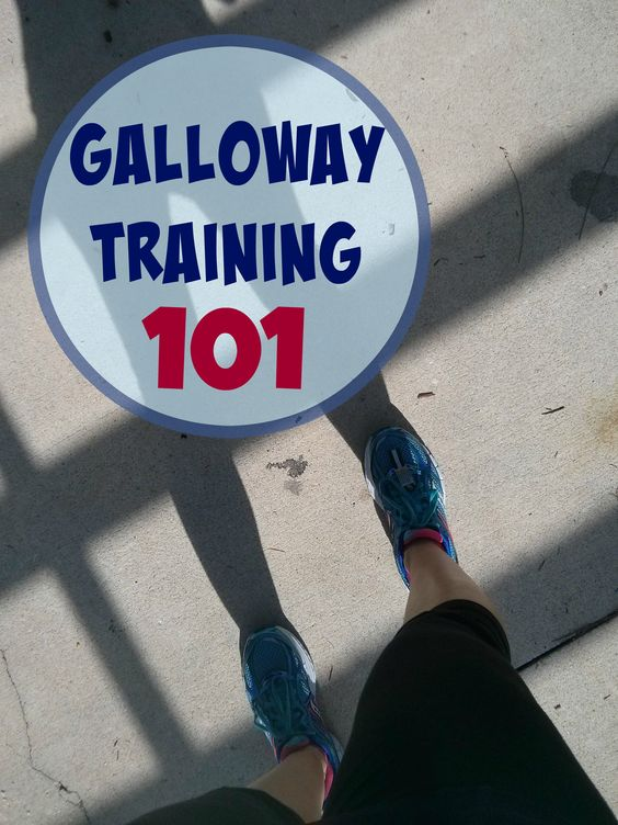 Galloway Training Program: Galloway 101 | Marathon Training Programs
