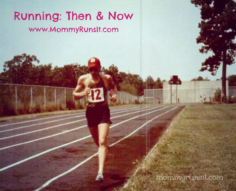 My Dad's Two Cents - Running: Then & Now | Mommy Runs It
