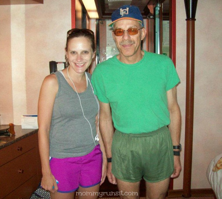 My Dad's Two Cents | Running Shoes, Carb Loading, and More | Mommy Runs It