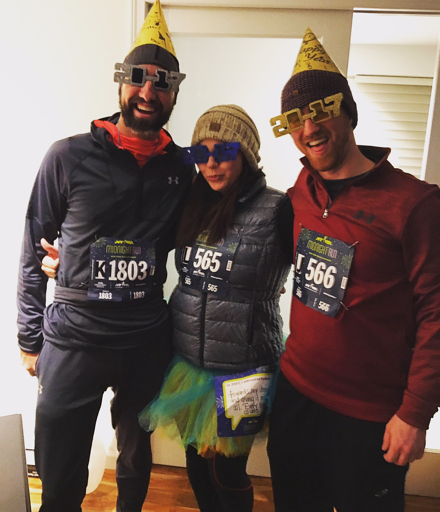 NYRR Midnight Run Review | New Year's Eve 5K in Central Park