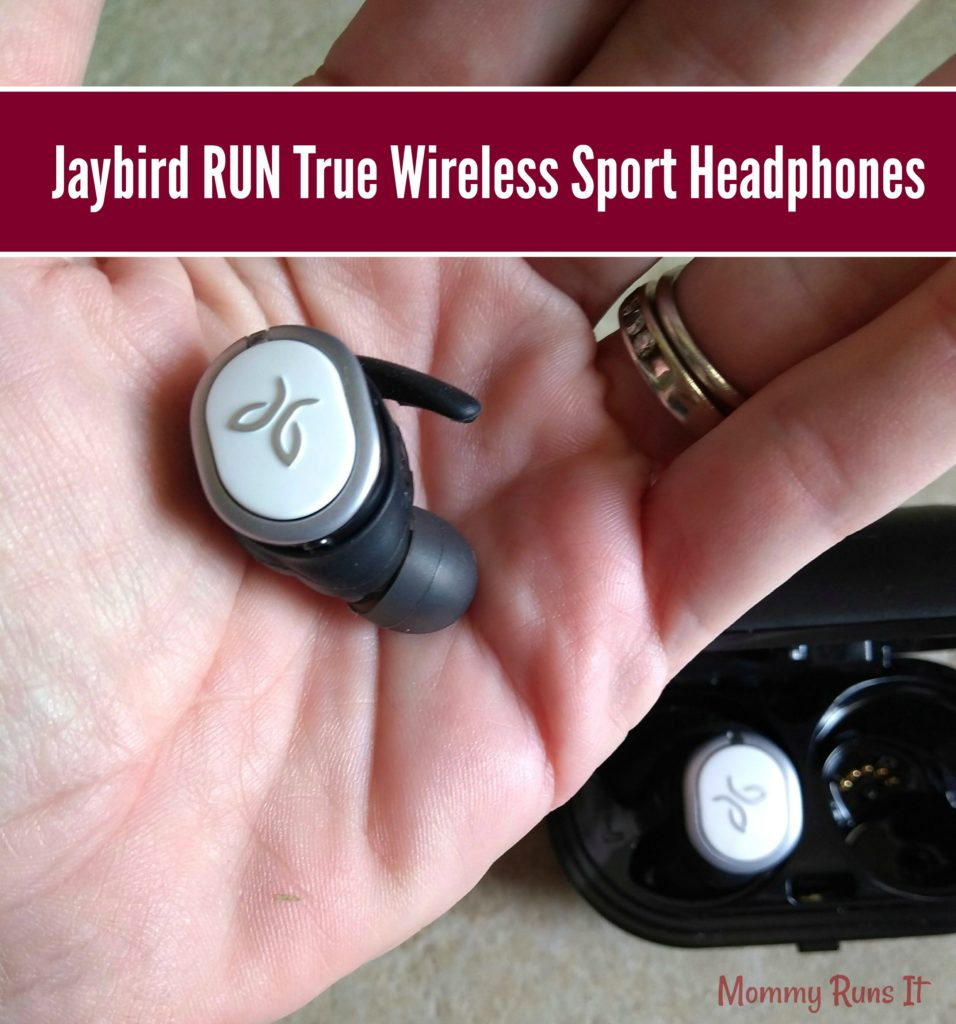 Running with Music: Staying Safer with Jaybird RUN | Mommy Runs It | #ad