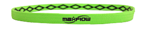Cross-Grip Hairband from MaxFlowSports | Mommy Runs It