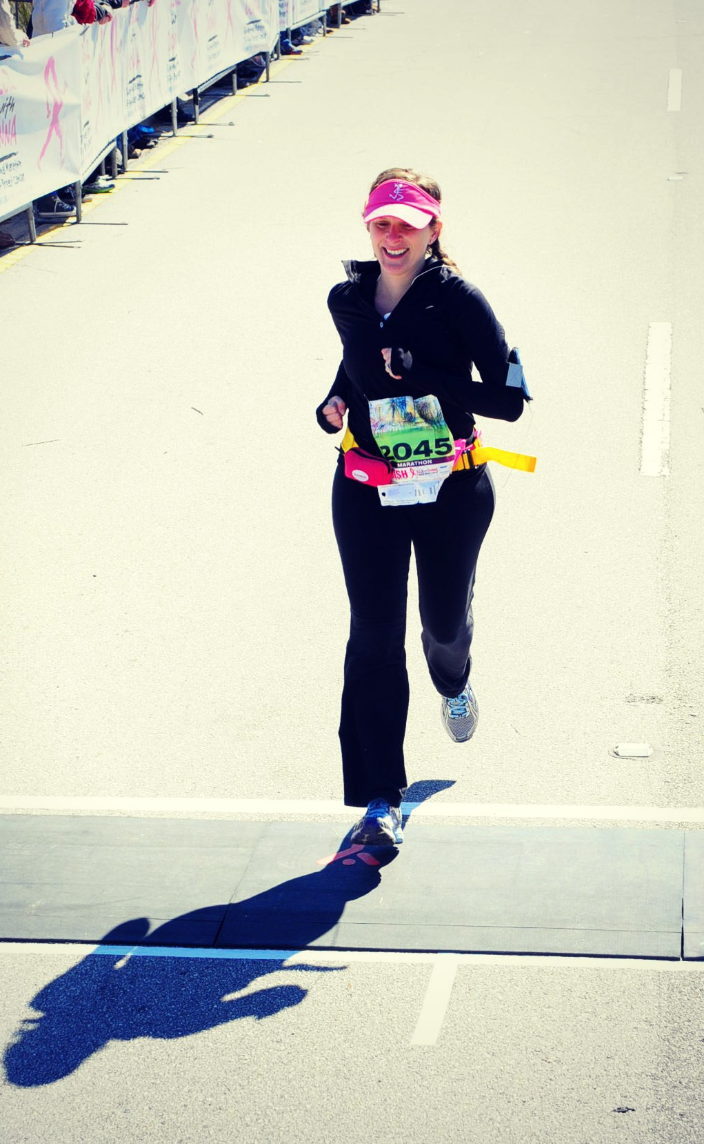 My Second Marathon - Too Much Too Soon? | Mommy Runs It