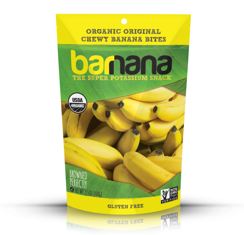 Barnana Organic Chewy Banana Bits | Mommy Runs It