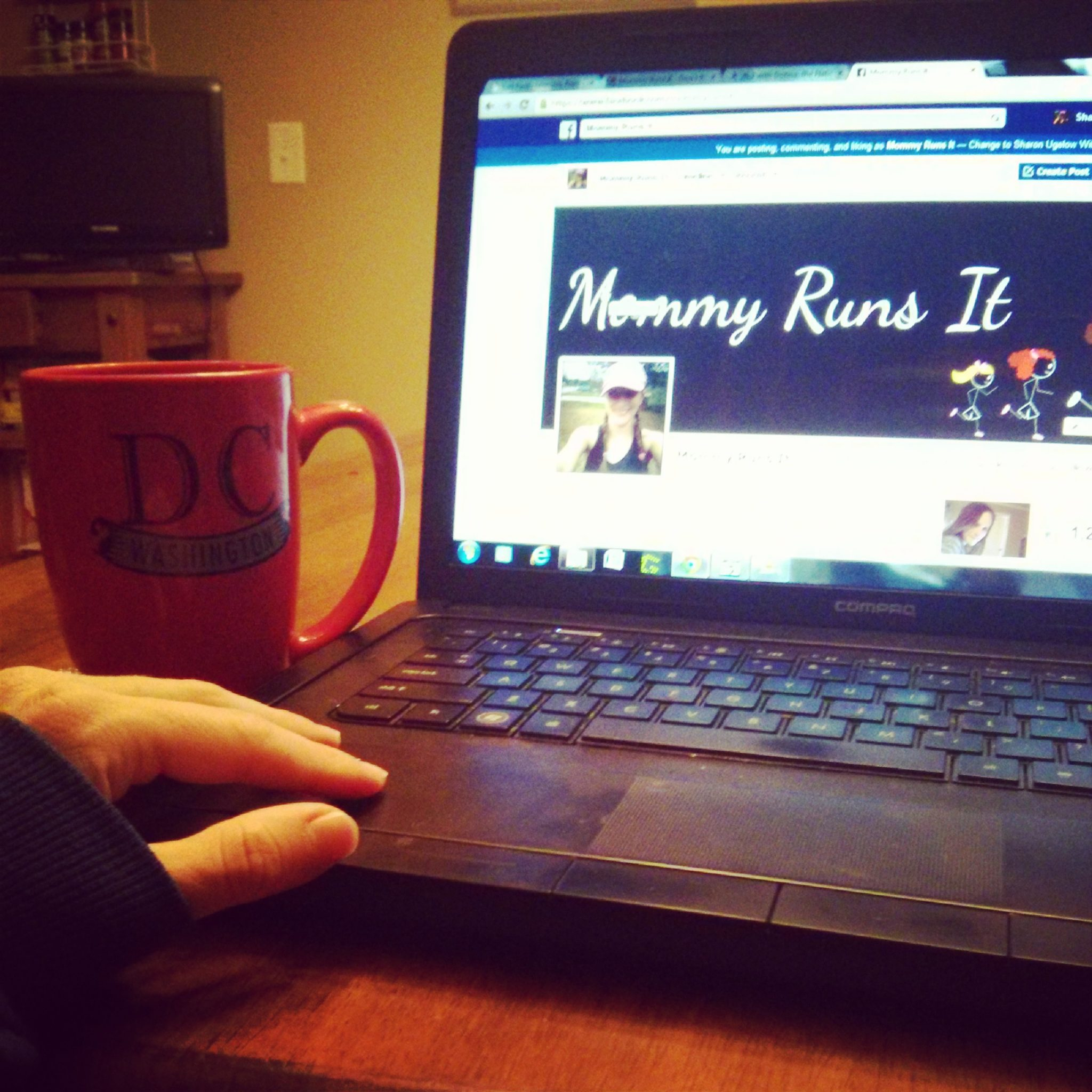Friday Five: Let's Catch Up | Mommy Runs It