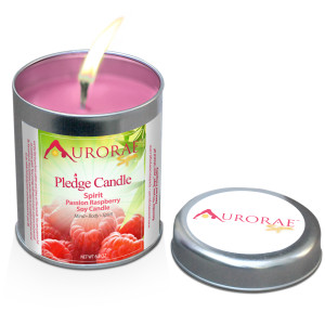 Blooming Into Spring Blog Hop | Aurorae Meditation Candle Giveaway | Mommy Runs It