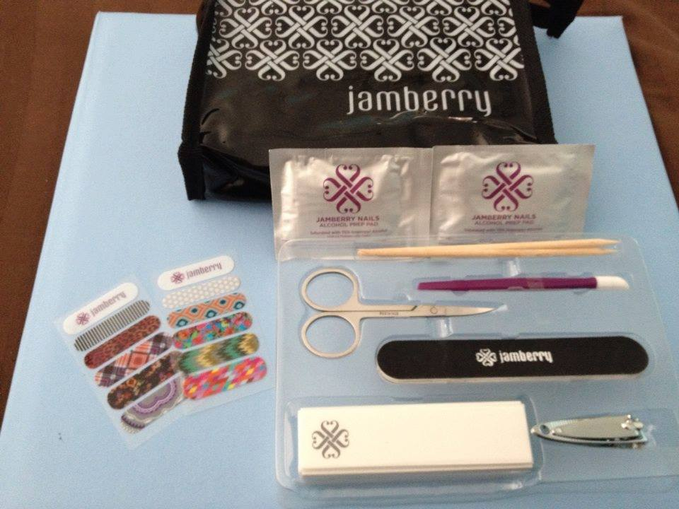 Small Business Shout Out   Jamberry Nails   Mommy Runs It