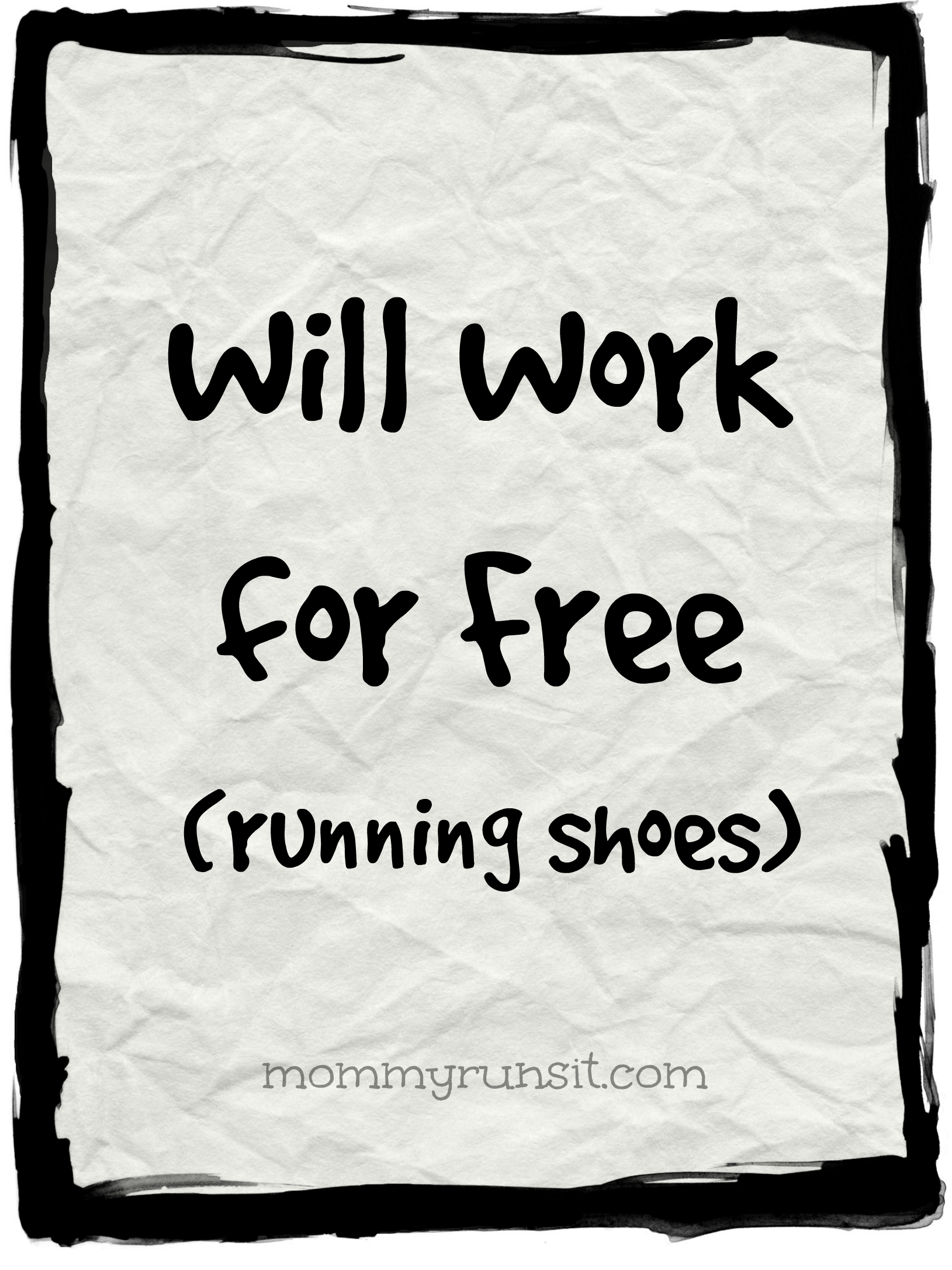 Blogger Confession: Why I Work for Free | Mommy Runs It