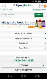 Piping Rock Vitamins Review - One-Stop Online Shopping for Vitamins | Mommy Runs It