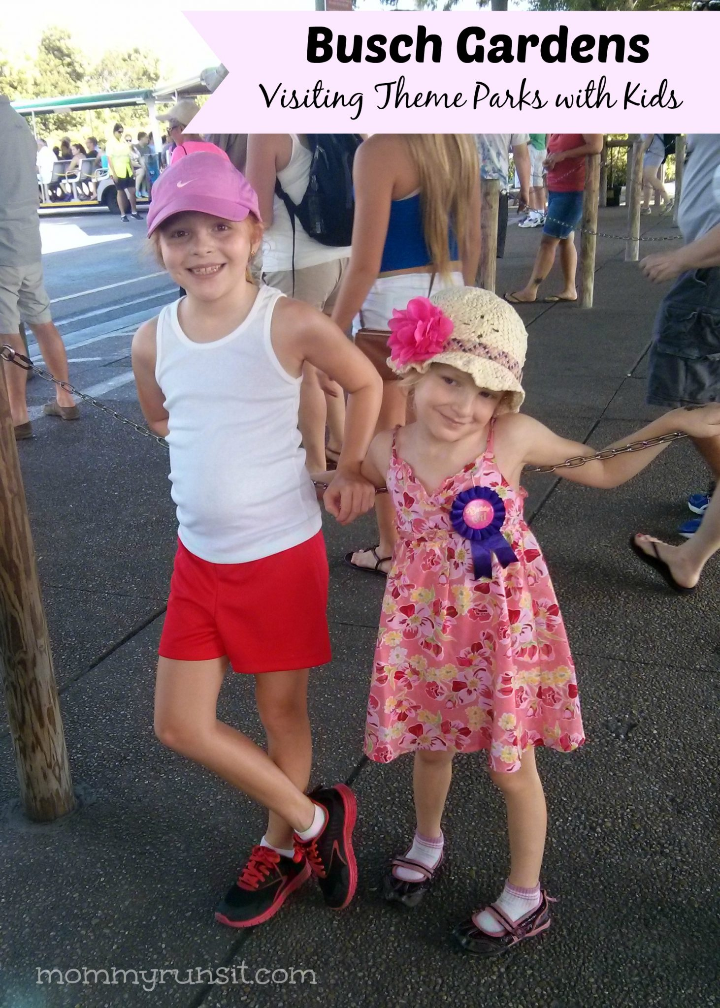Visiting Theme Parks with Kids | Busch Gardens Tampa | Mommy Runs It