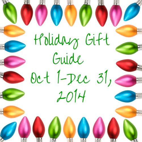 2014 Holiday Gift Guide | Mommy Runs It
