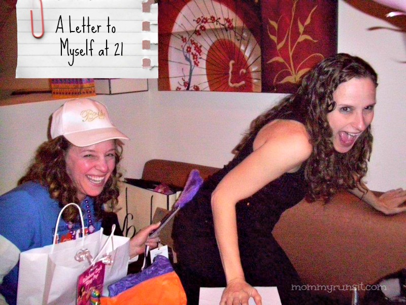 My 40th Birthday + A Letter to Myself at 21 | Mommy Runs It