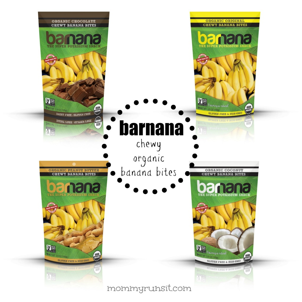 Barnana | Chewy Organic Banana Bites | Mommy Runs It #healthy #snacks #organic #bananas