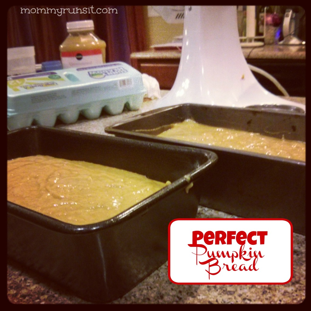 Perfect Pumpkin Bread Recipe | Mommy Runs It #pumpkin #recipe