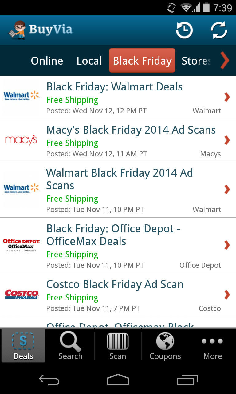 Shop & Save with BuyVia   Mommy Runs It #2014HGG