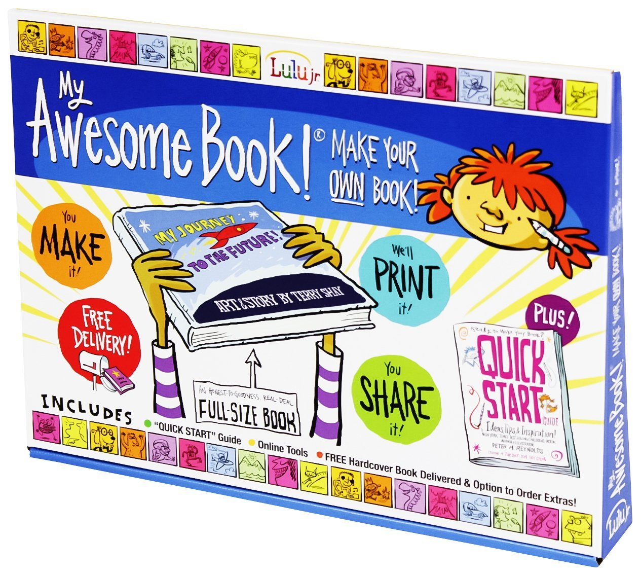 My Awesome Book   Mommy Runs It #2014HGG