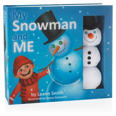 My Snowman and Me | Mommy Runs It #2014HGG