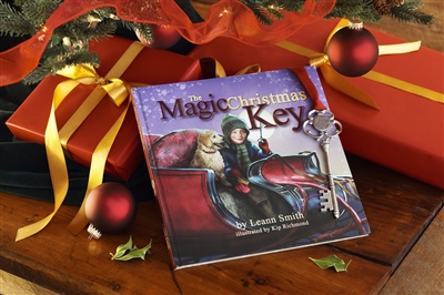 The Magic Christmas Key | Mommy Runs It #2014HGG