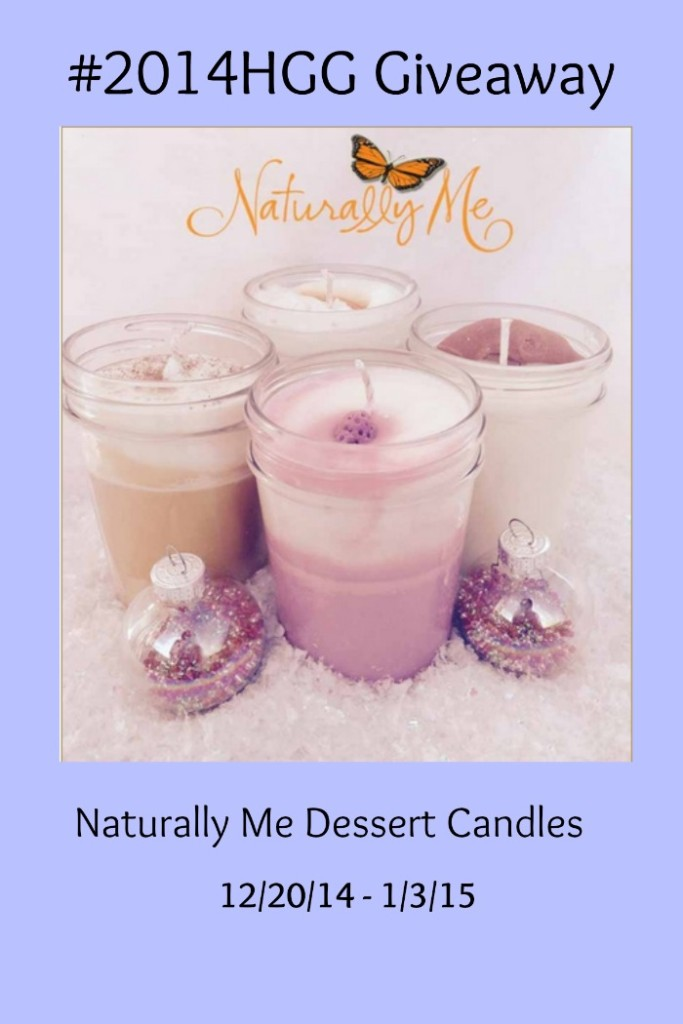 Naturally Me Candles - Holiday Gift Guide + Giveaway | Mommy Runs It #2014HGG