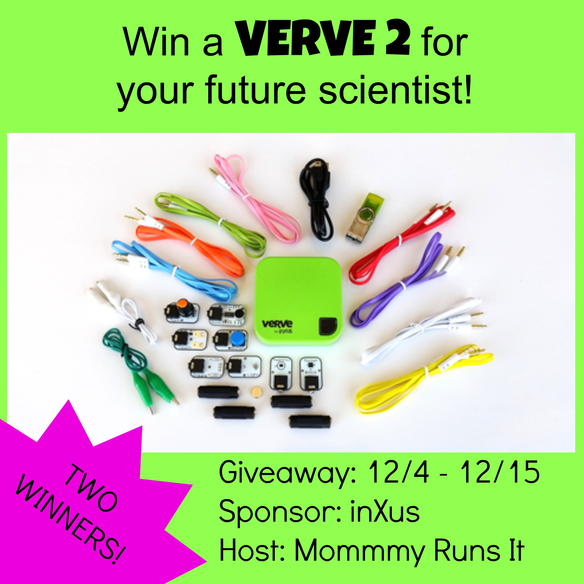 VERVE 2 | Holiday Gift Guide #2014HGG