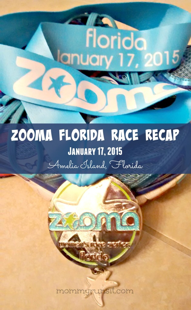 ZOOMA Florida Race Recap | Mommy Runs It