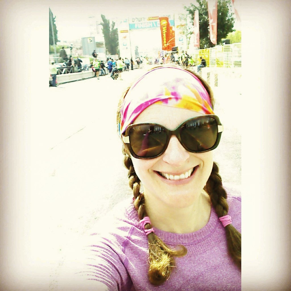 The Run-Walker's Guide to the Jerusalem Marathon | Mommy Runs It
