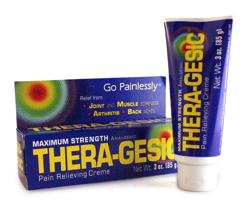Giveaway: $100 Visa Gift Card + a 6-Month Supply of Thera-Gesic!!! | Mommy Runs It