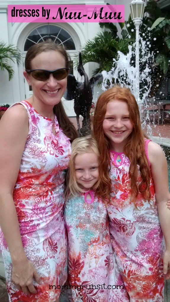 Mom + Mini Dresses from Nuu-Muu (Plus Giveaway!!!) | Mommy Runs It