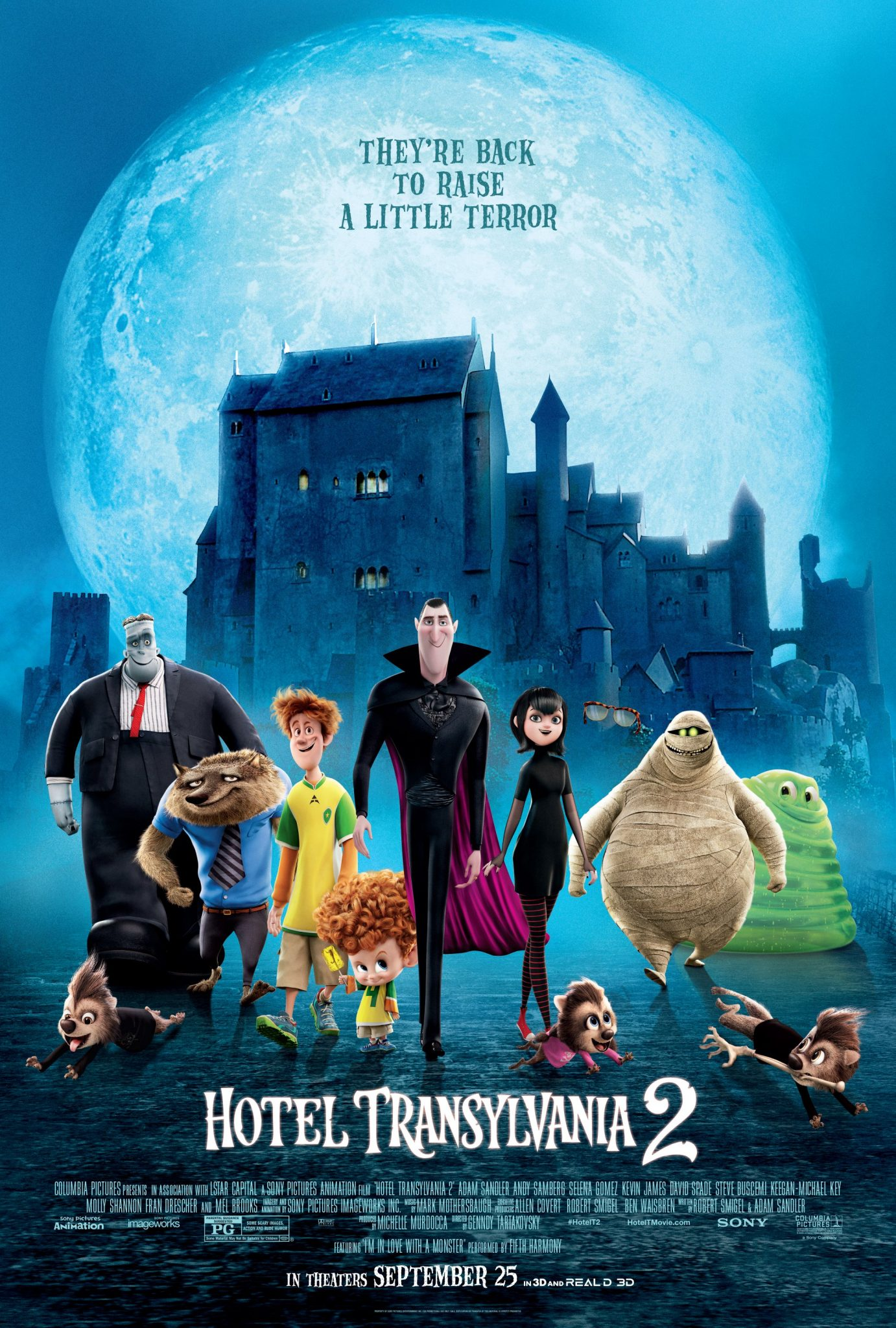 Sneak Peek: Hotel Transylvania 2 #HotelT2 | Mommy Runs It