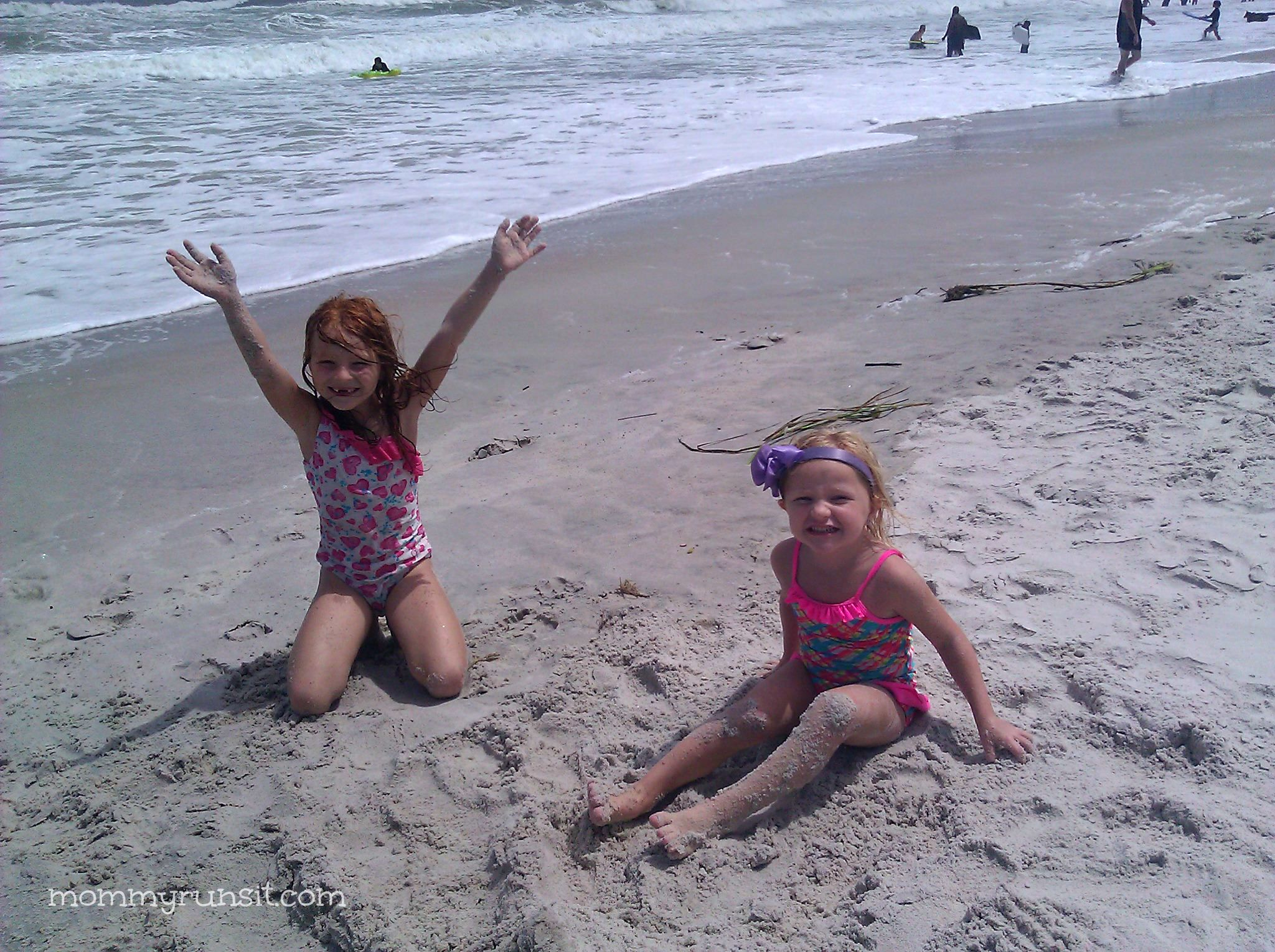 "Our Beach ""SNACKATION"" with Smucker's 