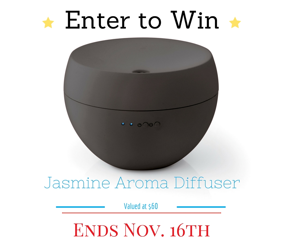 Giveaway: Ultrasonic Aroma Diffuser #2015HGG | Mommy Runs It