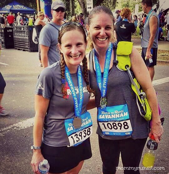 Savannah Rock and Roll Marathon Reviews | Mommy Runs It | #RNRSAV