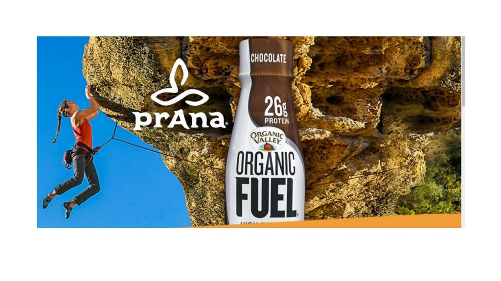 Giveaway: Share Your #WeirdWorkout Win a Huge Prize Package from prAna + Organic Valley | Mommy Runs It