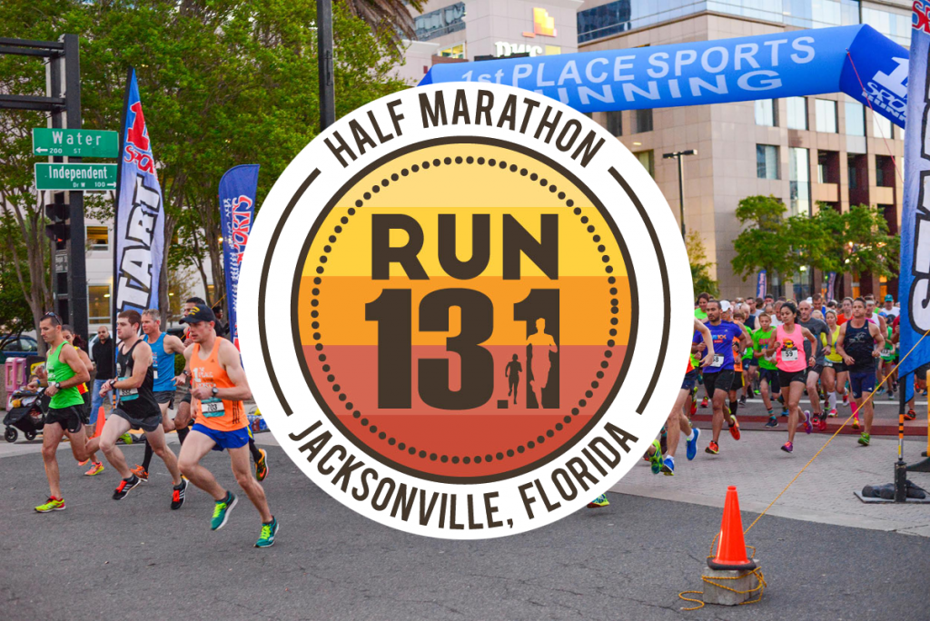 Register for the Run 13.1 in Jacksonville, Florida | Mommy Runs It