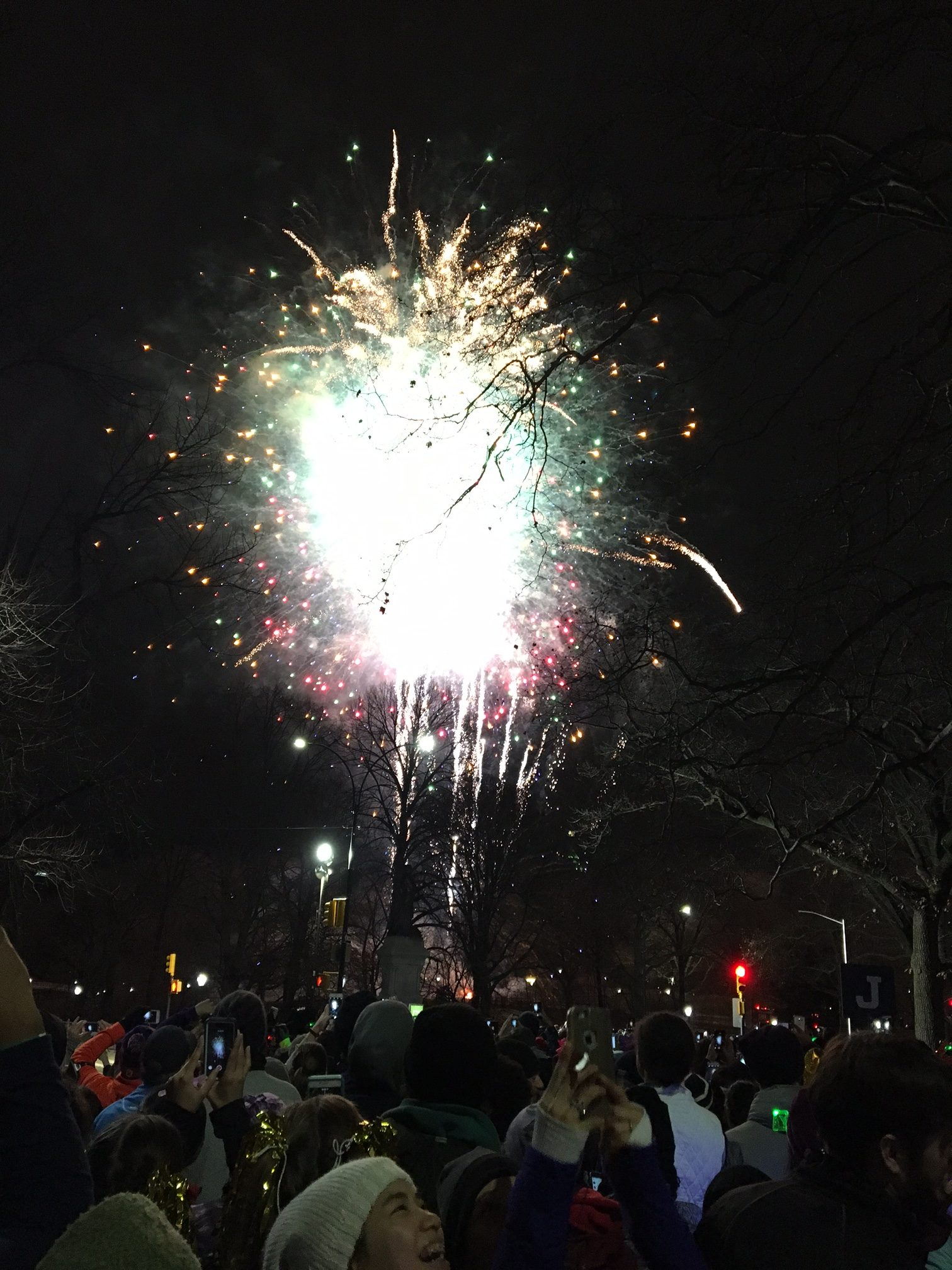 NYRR Midnight Run Review   New Year's Eve 5K in Central Park
