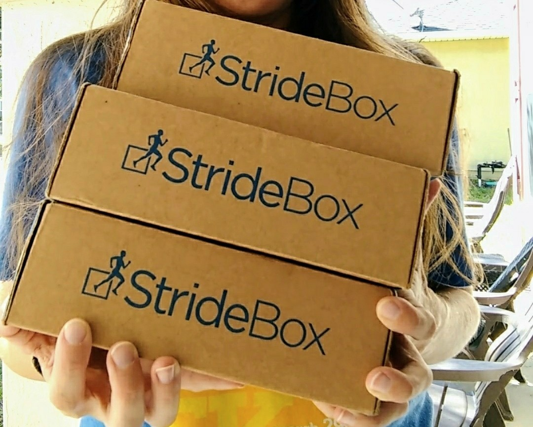 StrideBox Giveaway - 3 Winners! (ends 5/23/17)   Mommy Runs It