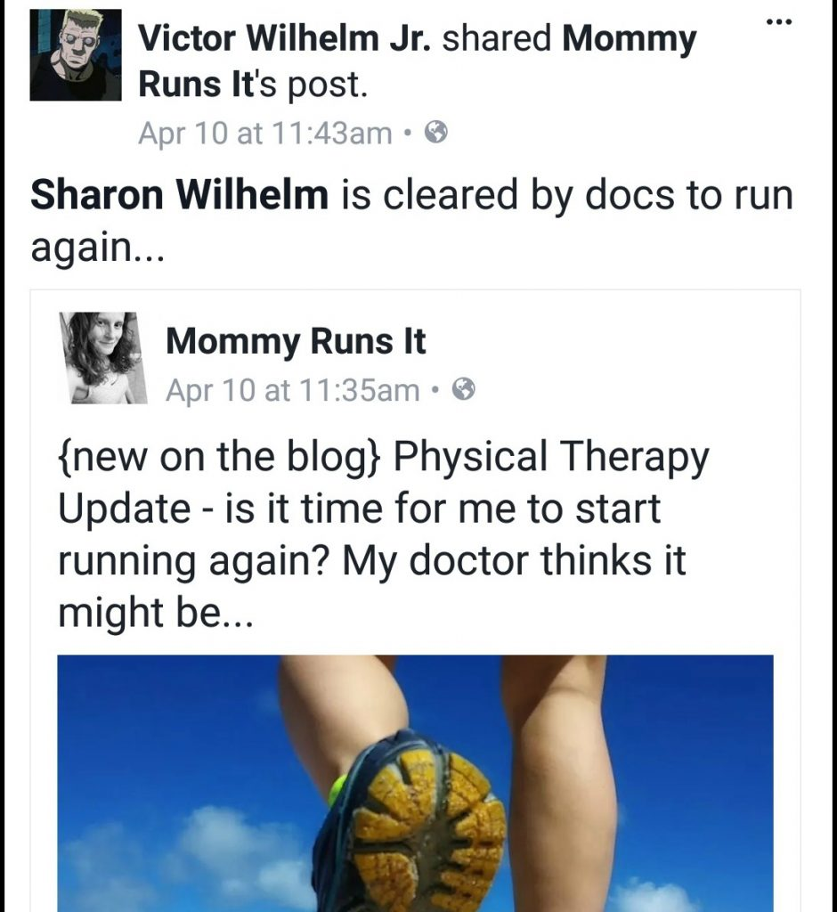 Recovery from Spinal Surgery - Running After a Spinal Fusion | Mommy Runs It