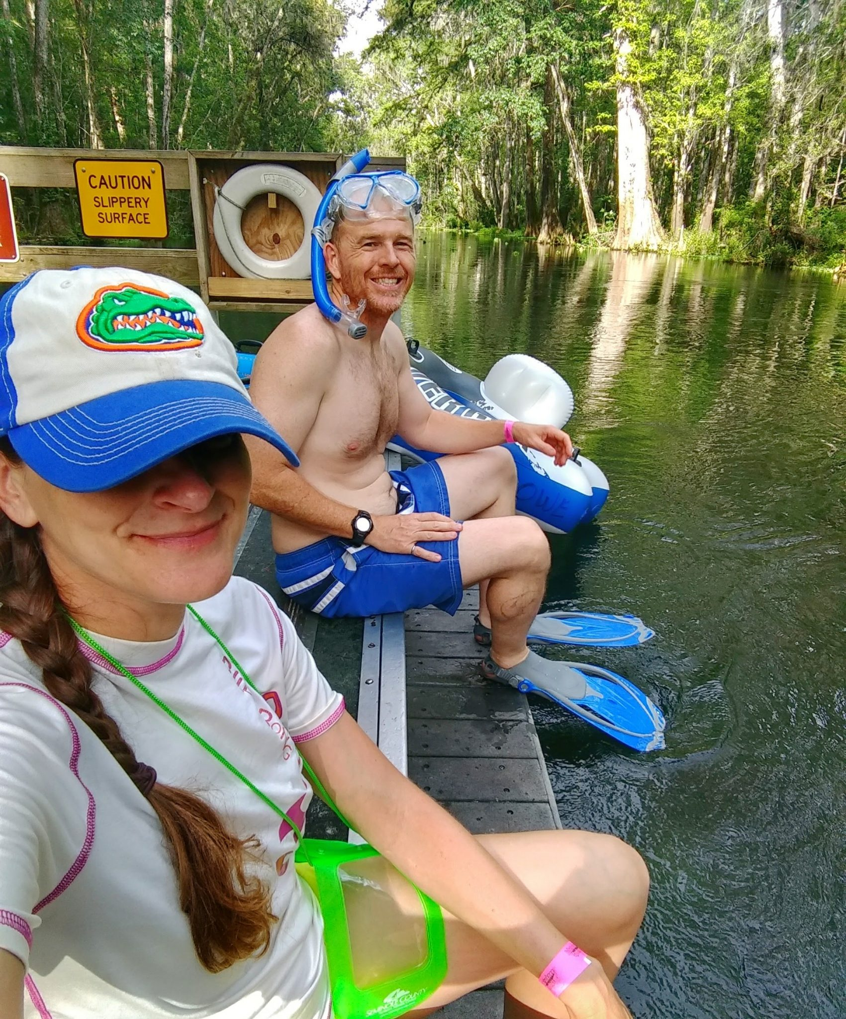 Tips for Tubing in Ichetucknee Springs State Park | Family Vacation Ideas | Mommy Runs It