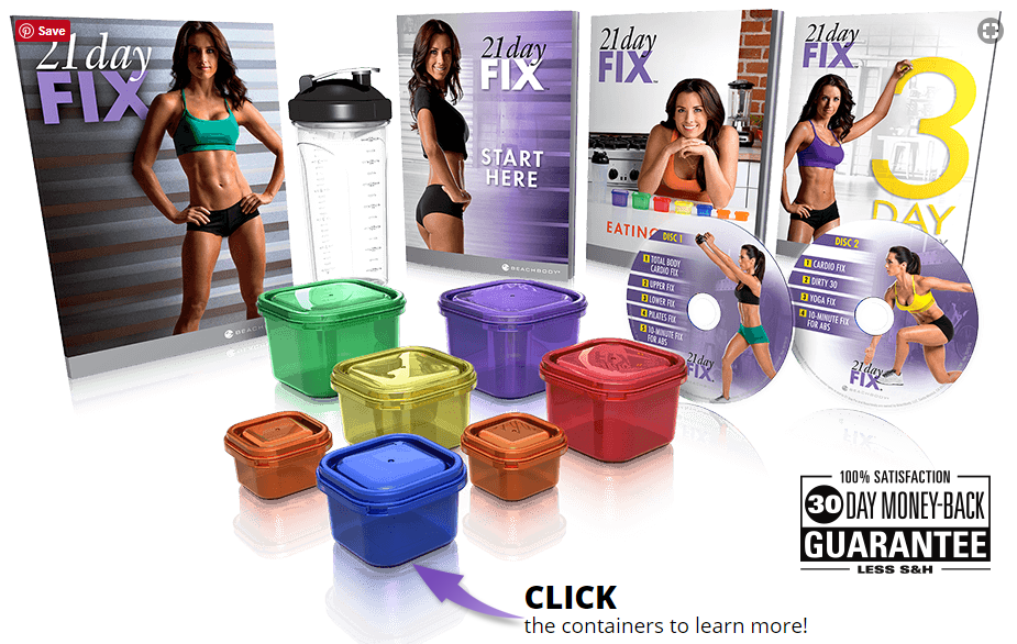 21 Day Fix Review (We Try It So You Don't Have To) | Mommy Runs It