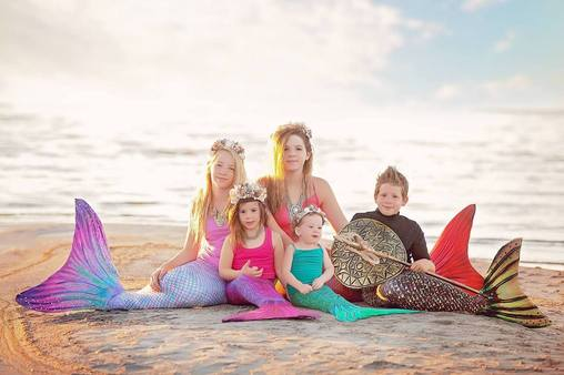 Give a the Gift of Mermaid Magic This Holiday Season | Mommy Runs It