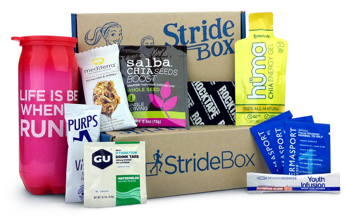 Five Year Blog Anniversary + StrideBox Giveaway | Mommy Runs It