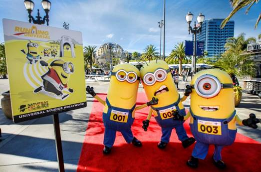 Running Universal 5K Minion Run: May 11-12, 2019 | Mommy Runs It