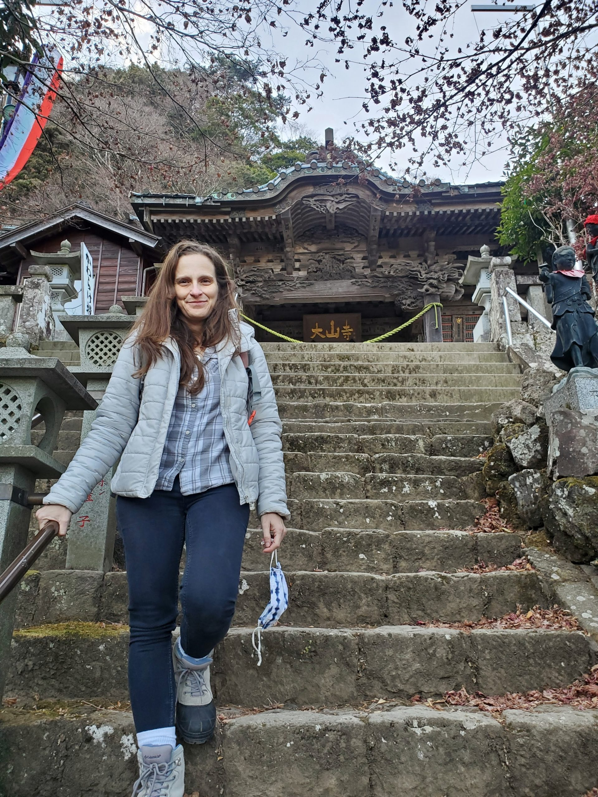 Day Trip to Mount Oyama | Visit Japan | Mommy Runs It