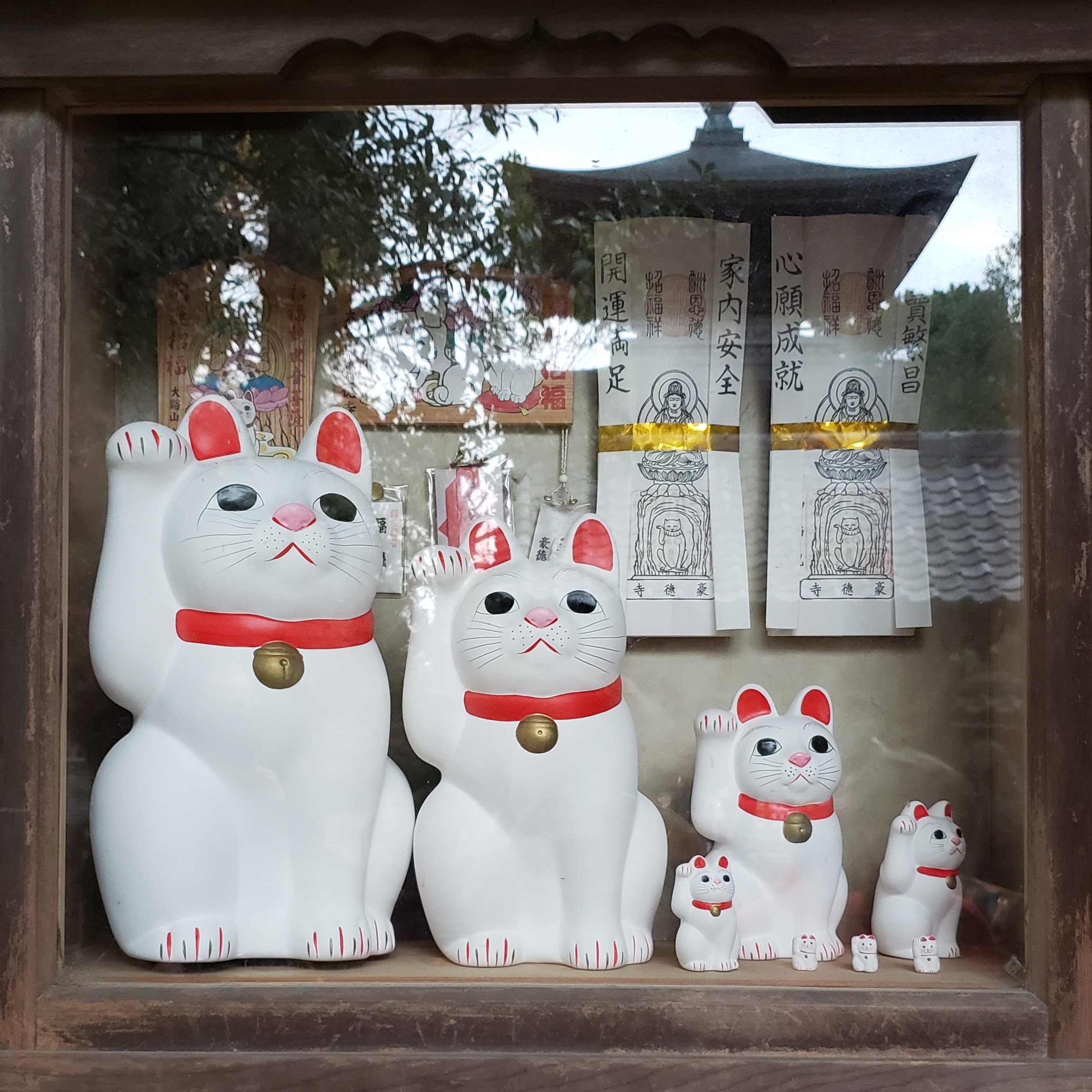 Adventuring in Japan | Gotokuji Temple: Our Visit to Lucky Cat Temple | Mommy Runs It